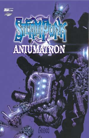 Steampunk: Aniumatron