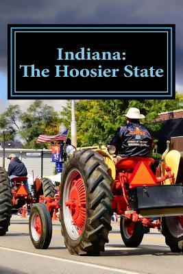 Indiana - the Hoosier State Blank Journal