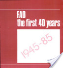 FAO, the First 40 Years