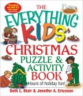 Everything Kids' Christmas Puzzle And Activity Book