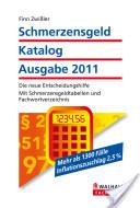 Schmerzensgeld Katalog Ausgabe 2011