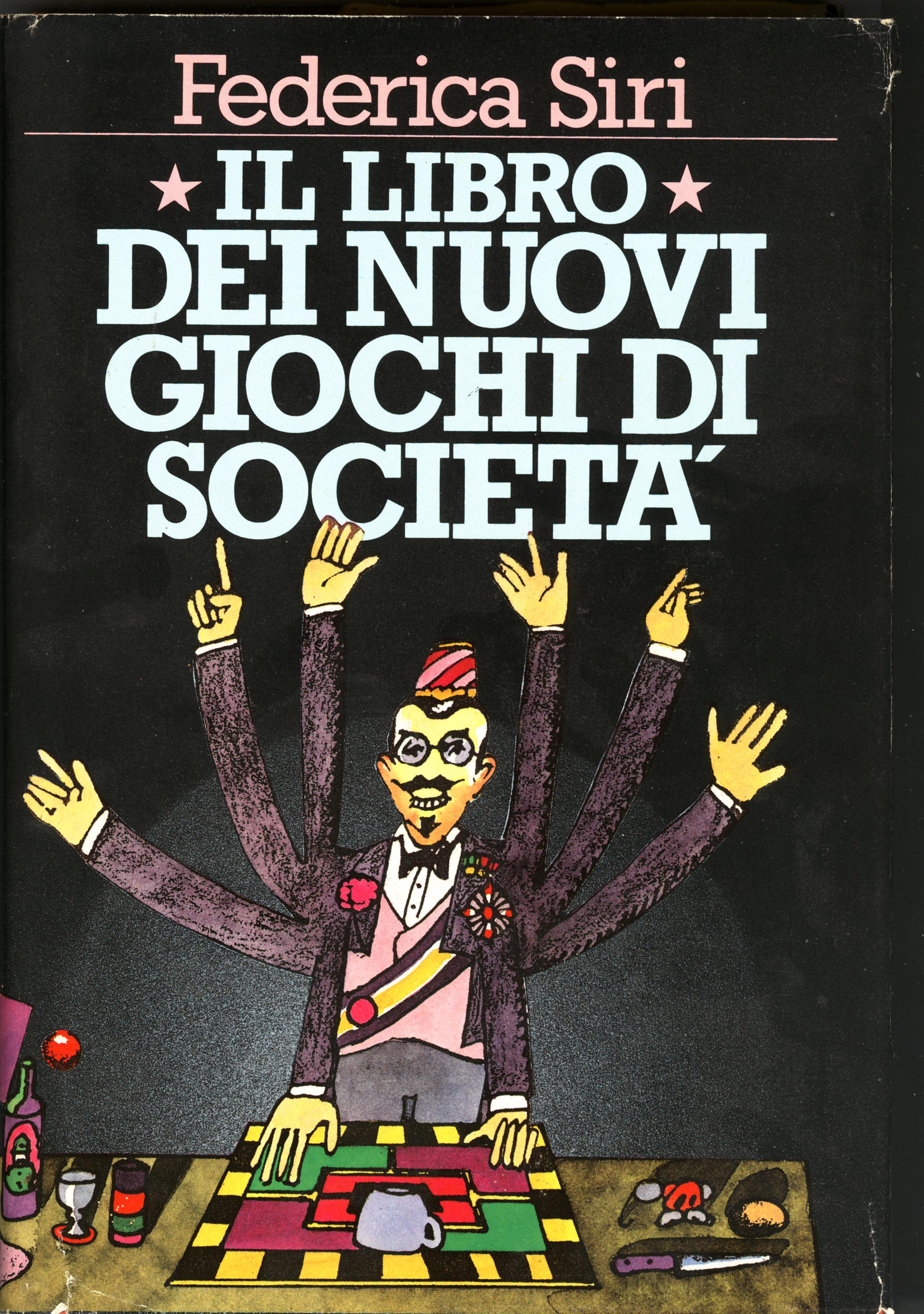 Il libro dei nuovi giochi di società
