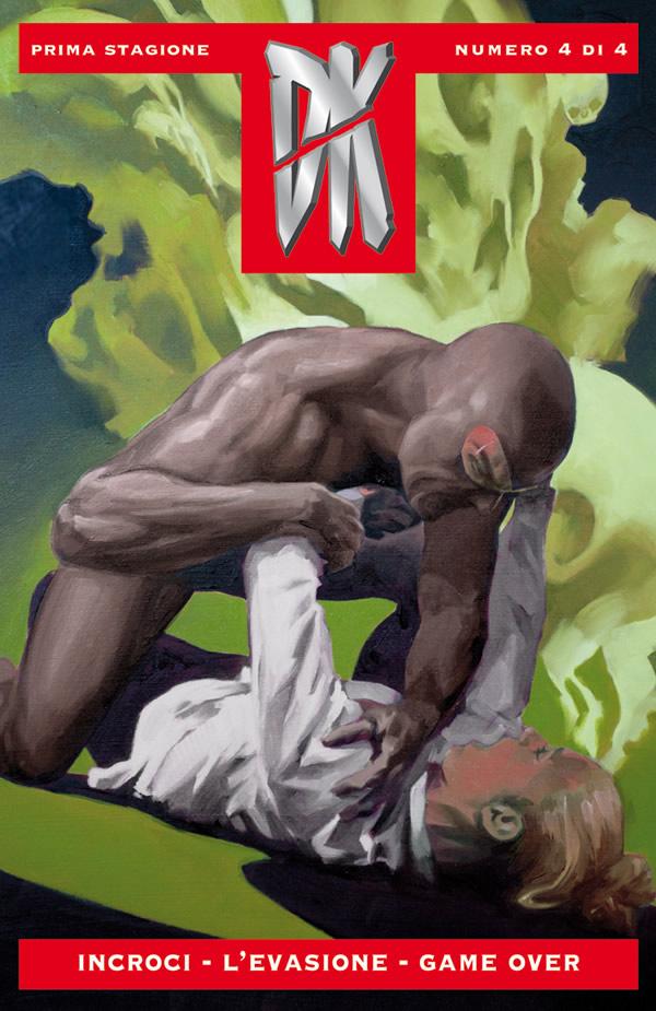 DK - Prima stagione n. 4