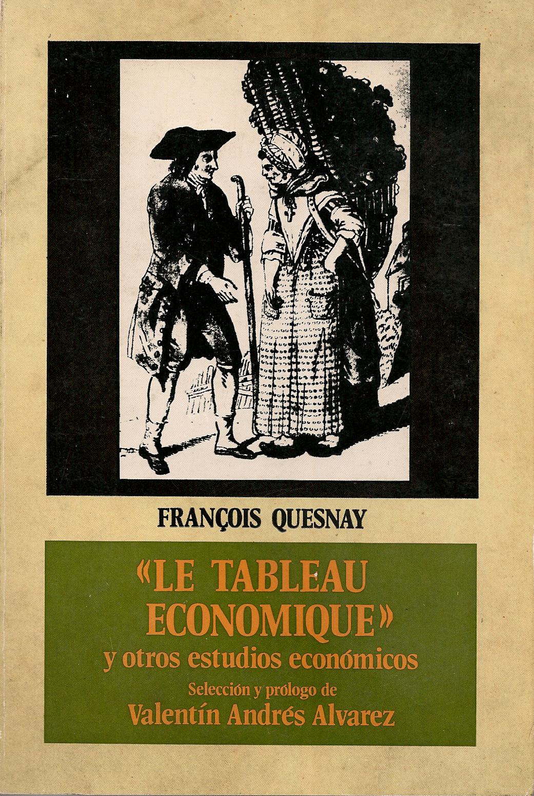 Le Tableau économique y otros estudios económicos