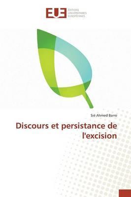Discours et Persistance de l'Excision