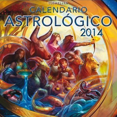 Calendario astrológico 2014 / Astrological 2014 Calendar
