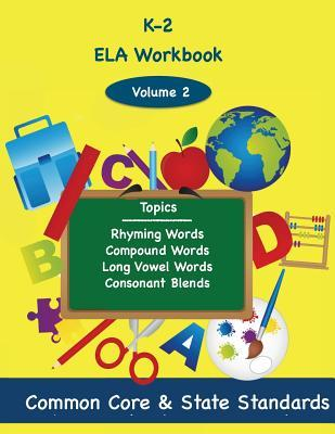 Rhyming Words, Compound Words, Long Vowel Words, Consonant Blends
