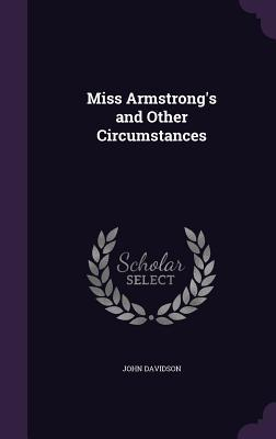 Miss Armstrong's and...