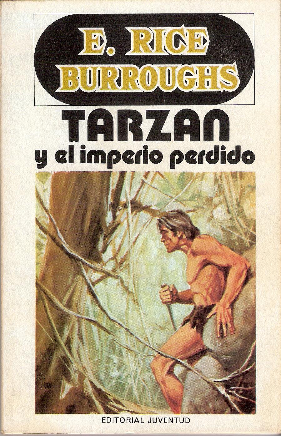 Tarzán y el imperio perdido