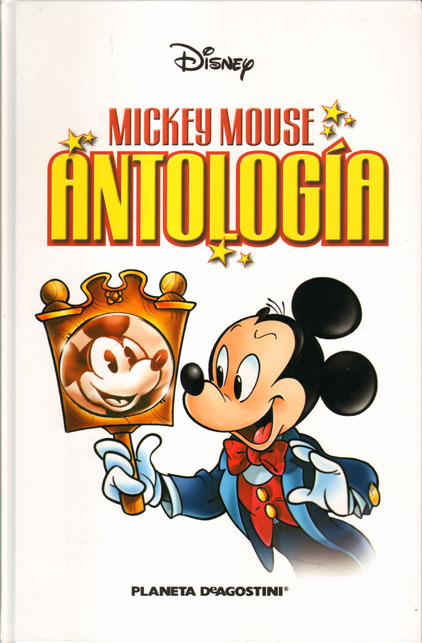 Mickey Mouse: Antología