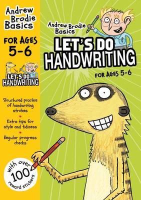 Let's do Handwriting 5-6