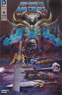 He-Man and the Masters of the Universe #26
