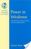 Power in Weakness