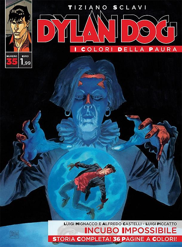 Dylan Dog - I colori della paura n. 35