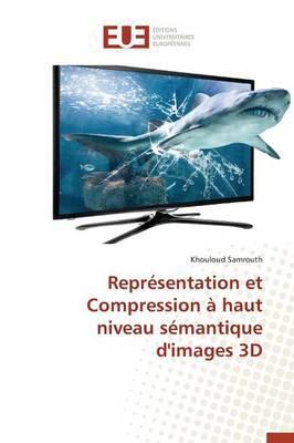 Représentation et Compression a Haut Niveau Sémantique d'Images 3D
