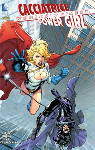 Worlds' Finest: Cacciatrice & Power Girl Vol. 3