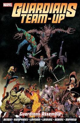 Guardians Team-Up Vol.1