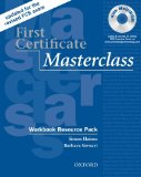 First Certificate Ma...