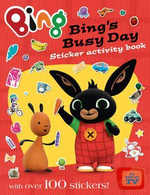Bing's Busy Day Sticker Activity Book (Bing)