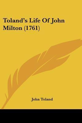Toland's Life Of John Milton