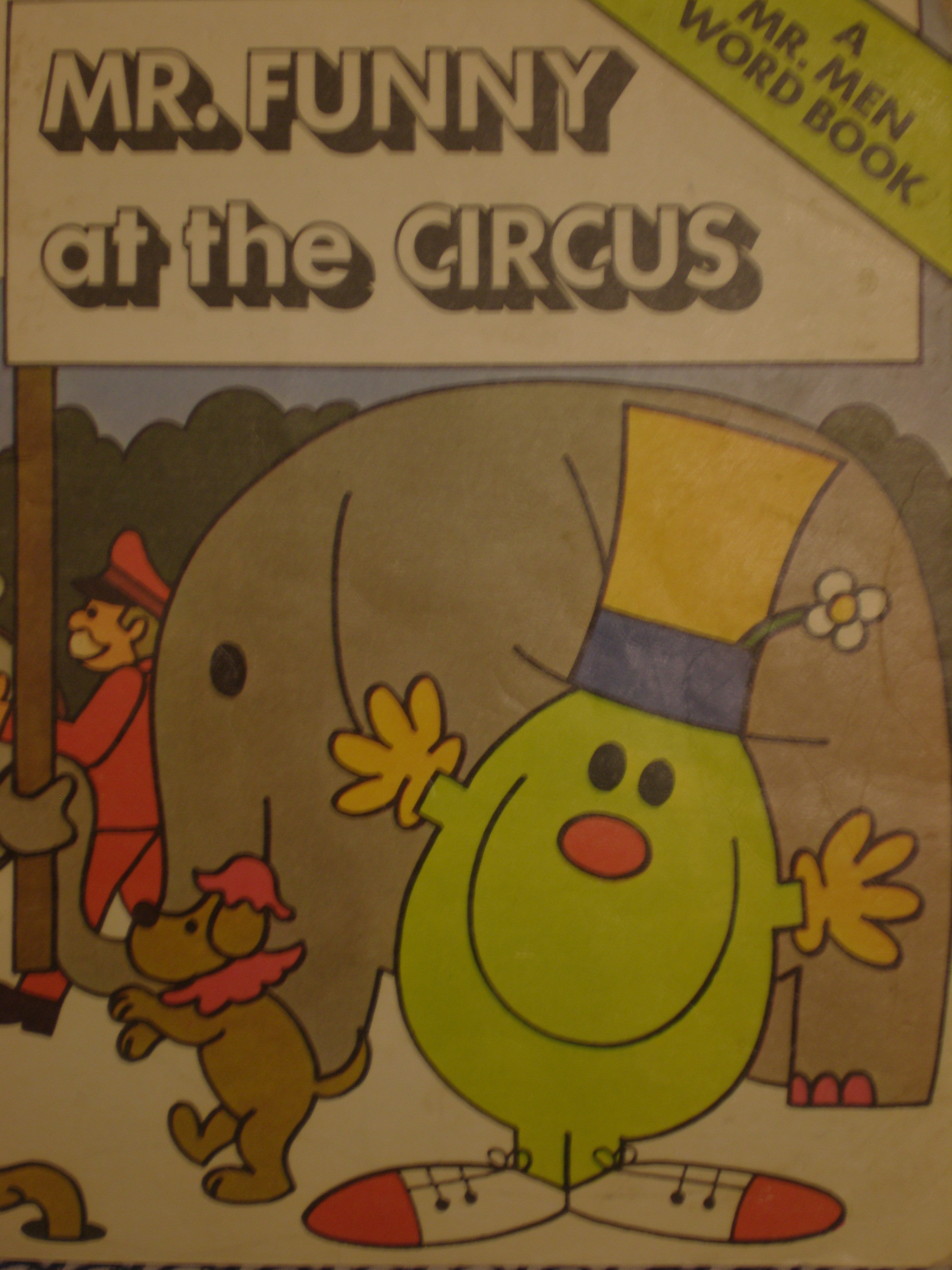 Mr. Funny at the Circus