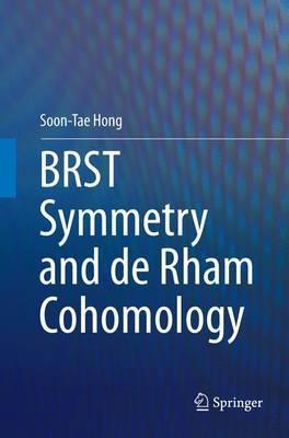 Brst Symmetry and De Rham Cohomology