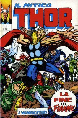 Il Mitico Thor n. 77