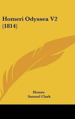 Homeri Odyssea V2 (1814)