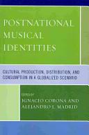 Postnational Musical Identities