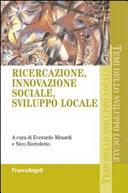 Ricercazione, innovazione sociale, sviluppo locale