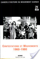 Contestations et mouvements 1960-1980