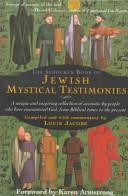 The Schocken Book of Jewish Mystical Testimonies