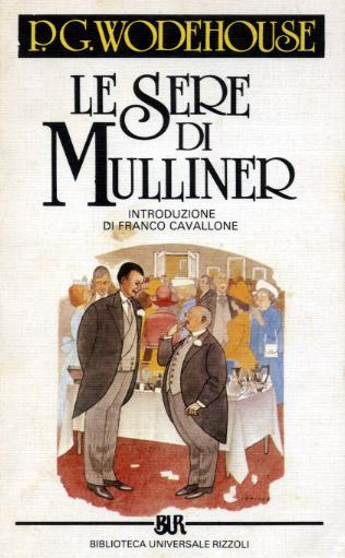 Le sere di Mulliner