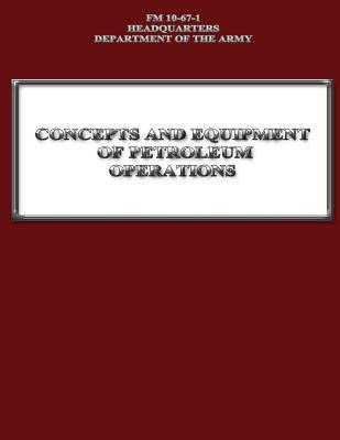 Concepts and Equipment of Petroleum Operations
