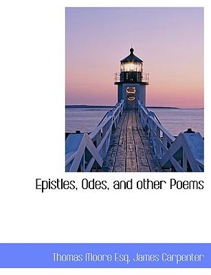 Epistles, Odes, and other Poems
