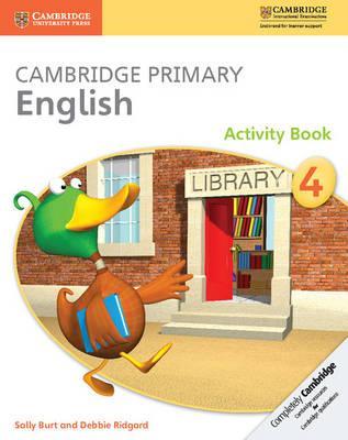 Cambridge Primary English. Activity Book Stage 4