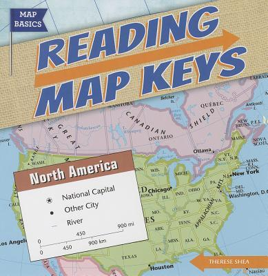Reading Map Keys