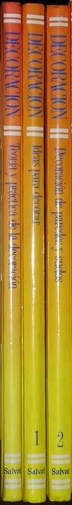 Enciclopedia Salvat de la Decoración