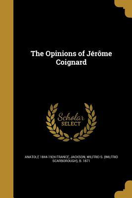 OPINIONS OF JEROME C...