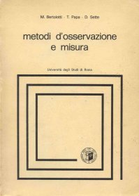Metodi d'osservazione e misura