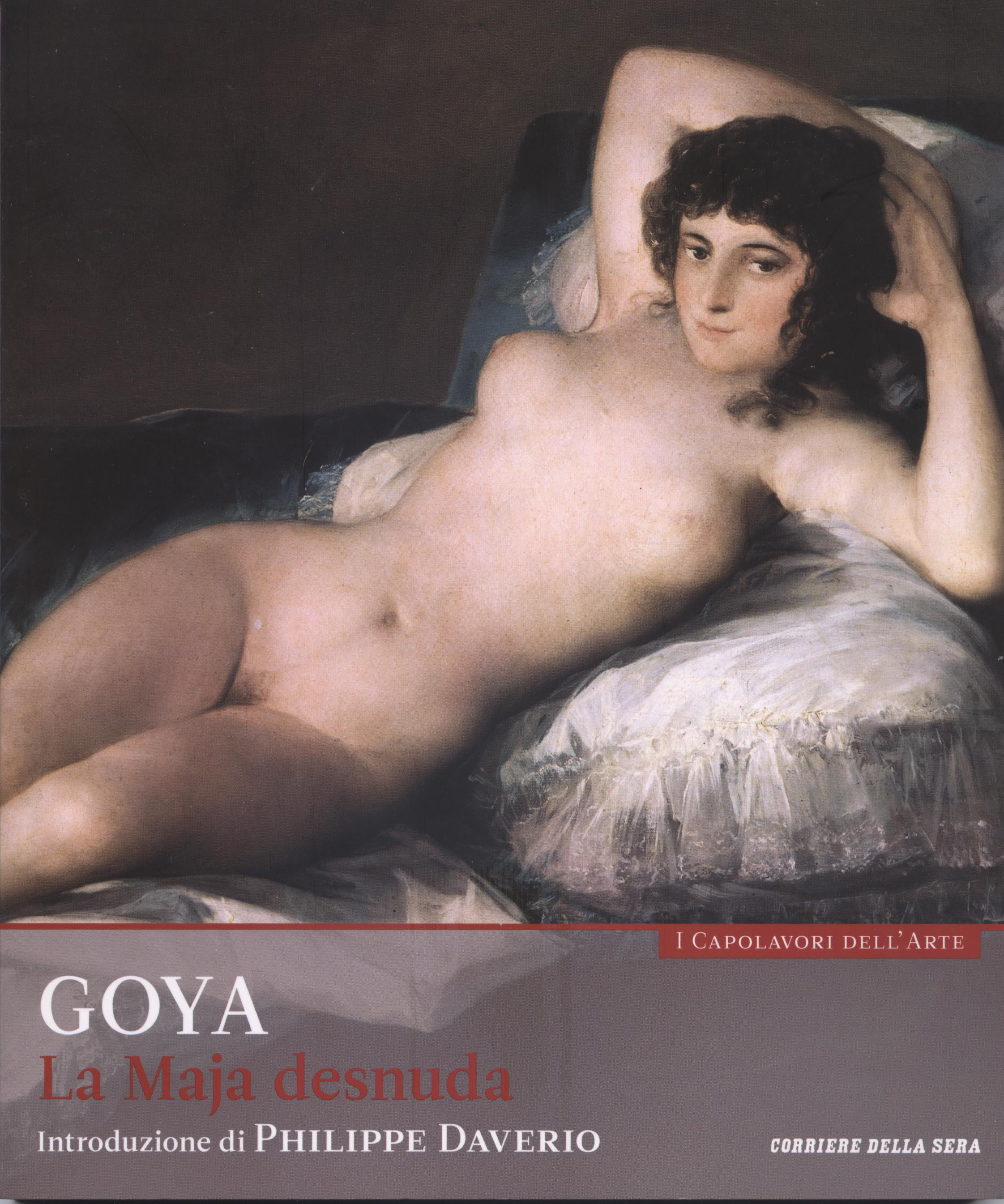 Goya - Maja desnud...