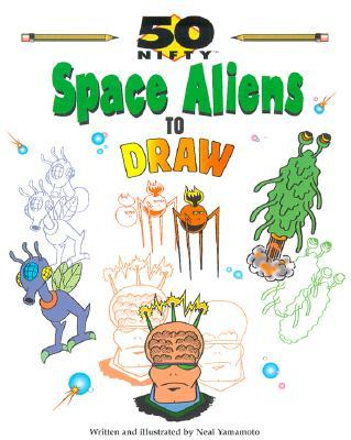 50 Nifty Space Aliens to Draw