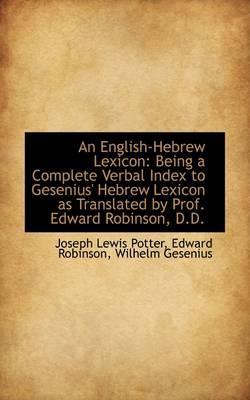 An English-hebrew Lexicon