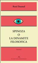 Spinoza o la dinamit...