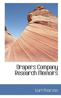 Drapers Company Research Memoirs