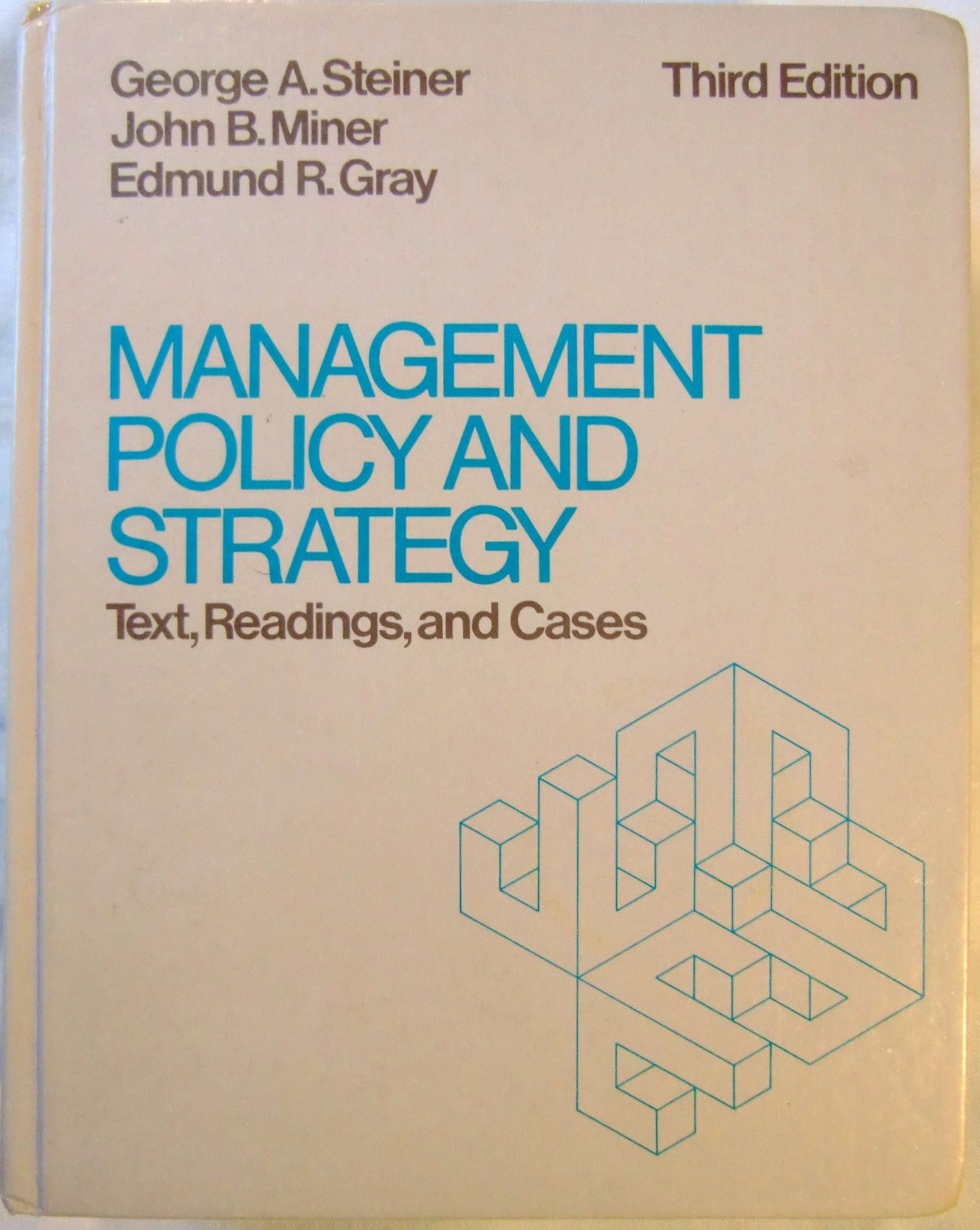 Management Policy and Strategy