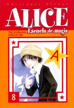 ALICE ESCUELA DE MAGIA N 8