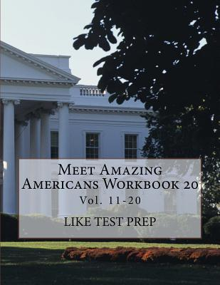 Meet Amazing Americans Workbook 20