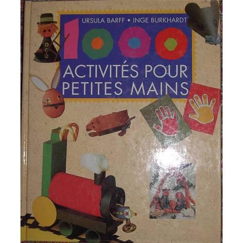 1000 activités pour petites mains