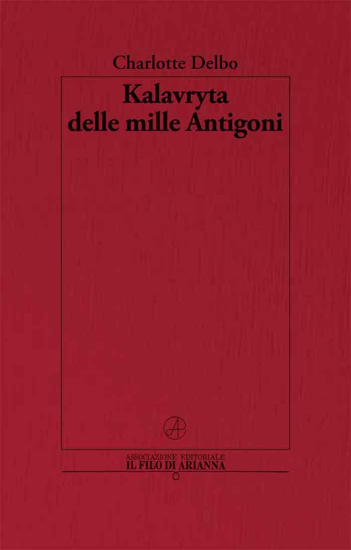 Kalavryta delle mille Antigoni